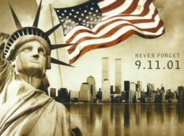 We will never forget! God Bless