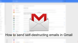 This Email will Self-destruct in…