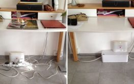 How to Clean Cable Clutter