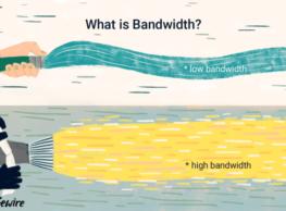 Network Bandwidth Primer