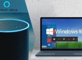 Alexa on Windows 10
